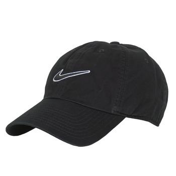 Accessoires Schirmmütze Nike U NK H86 CAP ESSENTIAL SWSH Schwarz