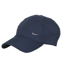 Accessoires Schirmmütze Nike U NSW H86 METAL SWOOSH CAP Blau