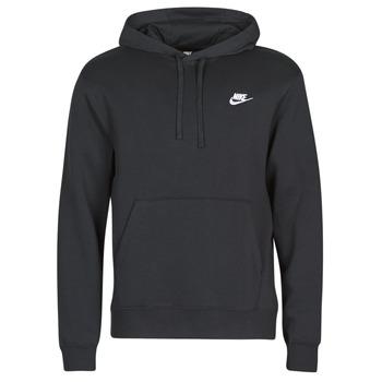 Kleidung Herren Sweatshirts Nike M NSW CLUB HOODIE PO BB Schwarz / Weiss