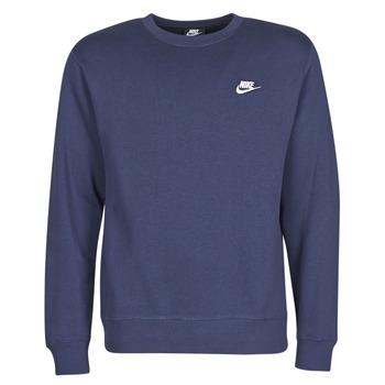 Kleidung Herren Sweatshirts Nike M NSW CLUB CRW BB Blau