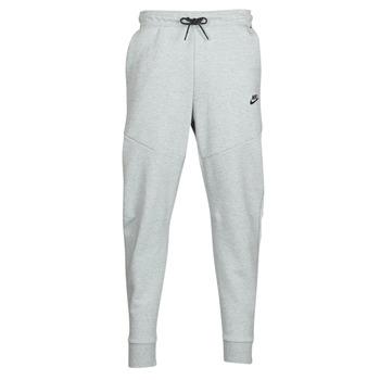 Kleidung Herren Jogginghosen Nike M NSW TCH FLC JGGR Grau