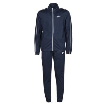 Kleidung Herren Jogginganzüge Nike M NSW SCE TRK SUIT PK BASIC Blau
