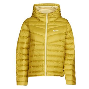 Kleidung Damen Daunenjacken Nike W NSW WR LT WT DWN JKT Kaki