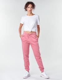 Kleidung Damen Jogginghosen Nike W NSW ESSNTL PANT REG FLC Rose