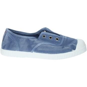 Schuhe Kinder Sneaker Low Cienta 70777 Sneakers Kind Jeans Jeans