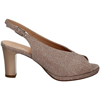 Schuhe Damen Sandalen / Sandaletten Soffice Sogno E20082 Rouge