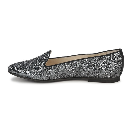 KMB SILVA Glitterfarbe / Damen Grau  Schuhe Slipper Damen / 55,99 2890a0