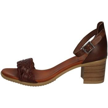 Schuhe Damen Sandalen / Sandaletten Porronet FI2591 LEDER