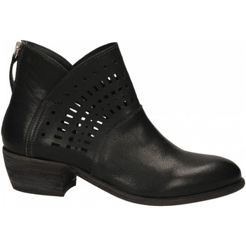 Schuhe Damen Ankle Boots Mat:20 GIPSY WEST nero
