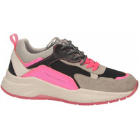 Schuhe Damen Sneaker Low Crime London  73-pink