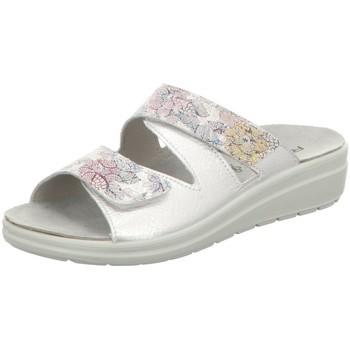 Schuhe Damen Pantoletten / Clogs Rohde Pantoletten 573589 weiß