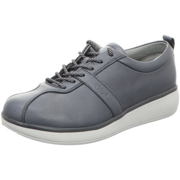 Schuhe Damen Sneaker Low Joya Schnuerschuhe 787cas Emma Navy blau