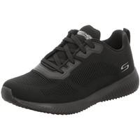 Schuhe Damen Sneaker Low Bobs Sportschuhe SQUAD TOUGH TALK 32504 BBK schwarz