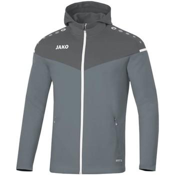 Kleidung Herren Sweatshirts Jako Sport Kapuzenjacke Champ 2.0 6820 40 grau