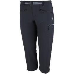 Kleidung Damen 3/4 Hosen & 7/8 Hosen Diverse Sport NOS MONTE-L Da. Trekkingcapri 1020872 9500 schwarz