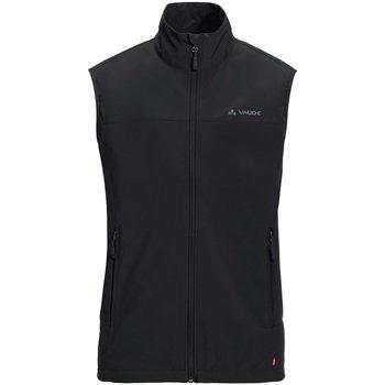 Kleidung Herren Strickjacken Vaude Sport Me Hurricane Vest III 41312 010 schwarz