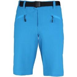 Kleidung Damen Shorts / Bermudas Diverse Sport NOS MONTE-M,Men's Trekkingshorts,b 1044839 blau