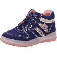 Schuhe Mädchen Babyschuhe Richter Maedchen 1345-7111-6821 blau