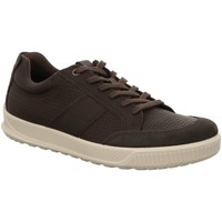 Schuhe Herren Sneaker Low Ecco Schnuerschuhe Byway 501564.55822 braun