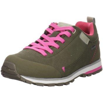 Schuhe Damen Fitness / Training Cmp F.lli Campagnolo Sportschuhe Elettra Wanderschuh 38Q4616-03FE grün