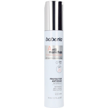 Beauty Damen pflegende Körperlotion Babaria Antimanchas Fluido Hidratante Anti-aging Spf20  50 ml