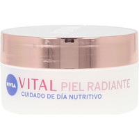 Beauty Damen pflegende Körperlotion Nivea Vital Radiante Cuidado Día Nutritivo  50 ml