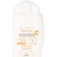Beauty Sonnenschutz & Sonnenpflege Avene Solaire Haute Protection Fluide Minéral Spf50+  40 ml