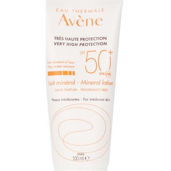 Beauty Sonnenschutz & Sonnenpflege Avene Solaire Haute Protection Lait Minéral Spf50+ 100 ml