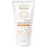 Beauty Sonnenschutz & Sonnenpflege Avene Solaire Haute Protection Crème Minérale Spf50+  50 ml