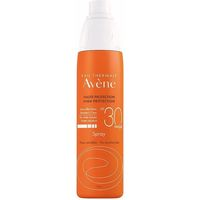 Beauty Sonnenschutz Avene Solaire Haute Protection Spray Spf30  200 ml