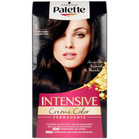 Beauty Damen Haarfärbung Schwarzkopf Palette Intensive Tinte 3-castaño Oscuro 1 u