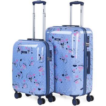 Taschen Hartschalenkoffer Skpat SMIL 98 L Blau