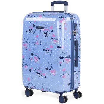 Taschen Mädchen Hartschalenkoffer Skpat SMIL 64 L Blau