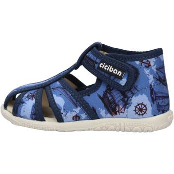 Schuhe Jungen Sneaker Balocchi - Gabbietta blu 10440 BLU