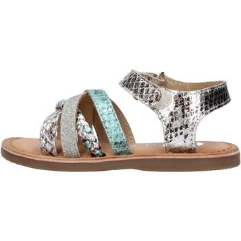 Schuhe Jungen Wassersportschuhe Gioseppo - Sandalo argento PATNA ARGENTO