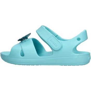 Schuhe Jungen Wassersportschuhe Crocs - Classic cross celeste 206245-409 CELESTE