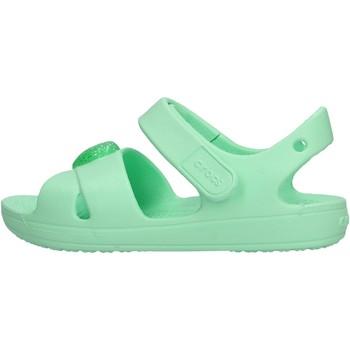 Schuhe Jungen Wassersportschuhe Crocs - Classic cross verde 206245-3T1 VERDE
