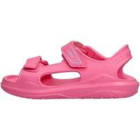 Schuhe Jungen Wassersportschuhe Crocs - Swiftwater fuxia 206267-6M3 FUXIA
