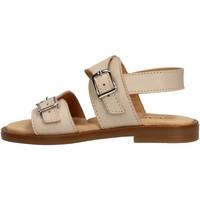 Schuhe Jungen Wassersportschuhe Platis - Sandalo beige P4001-2 BEIGE