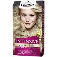 Beauty Damen Haarfärbung Palette Intensive Tinte 8.1-rubio Claro Ceniza 1 u