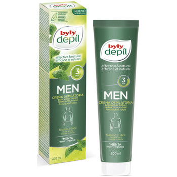 Beauty Herren Hand & Fusspflege Byly Depil Men Crema Depilatoria  200 ml