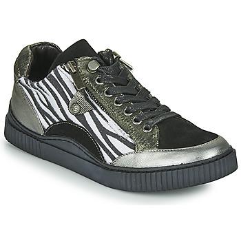 Schuhe Damen Sneaker Low Regard IDEM V5 CRIS ACERO Schwarz