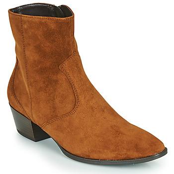 Schuhe Damen Low Boots Ara THOMBSTONE-ST-HS Braun