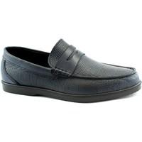 Schuhe Herren Slipper IgI&CO IGI-E20-12711-BL Blu