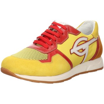 Schuhe Herren Sneaker Low Galizio Torresi 440008-v.18525 gelb