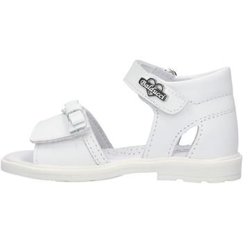 Schuhe Jungen Sandalen / Sandaletten Balducci - Sandalo bianco CITA3457 BIANCA