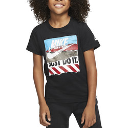 Kleidung Jungen T-Shirts Nike - T-shirt nero 86G131-023 NERO