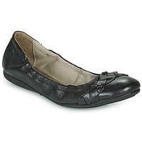 Schuhe Damen Ballerinas Dream in Green NERLINGO Schwarz