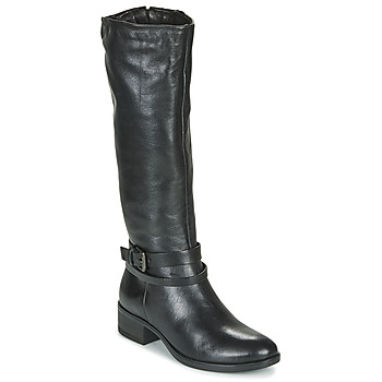 Schuhe Damen Klassische Stiefel Dream in Green NOURON Schwarz