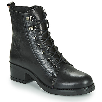 Schuhe Damen Low Boots Dream in Green NAFFY Schwarz